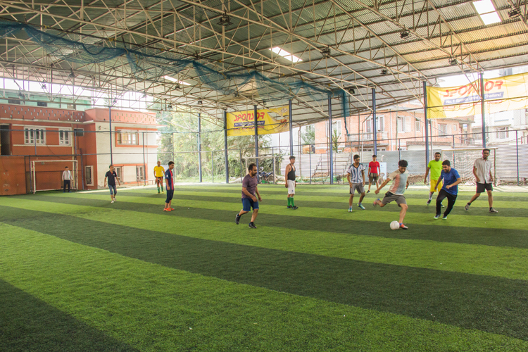 Futsal Clubs around Town - Friday Weekly c6dc66a1305be